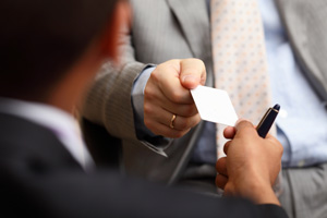 5 tips for effective business cards
