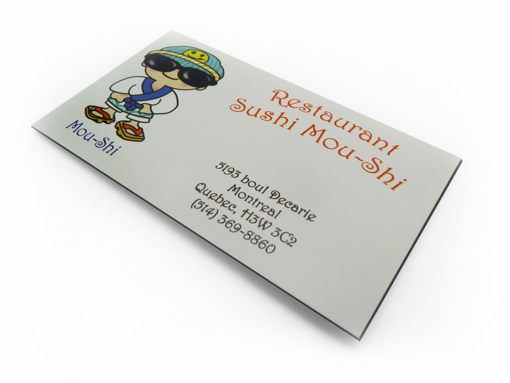Ottawa business card magnets reheart Gallery