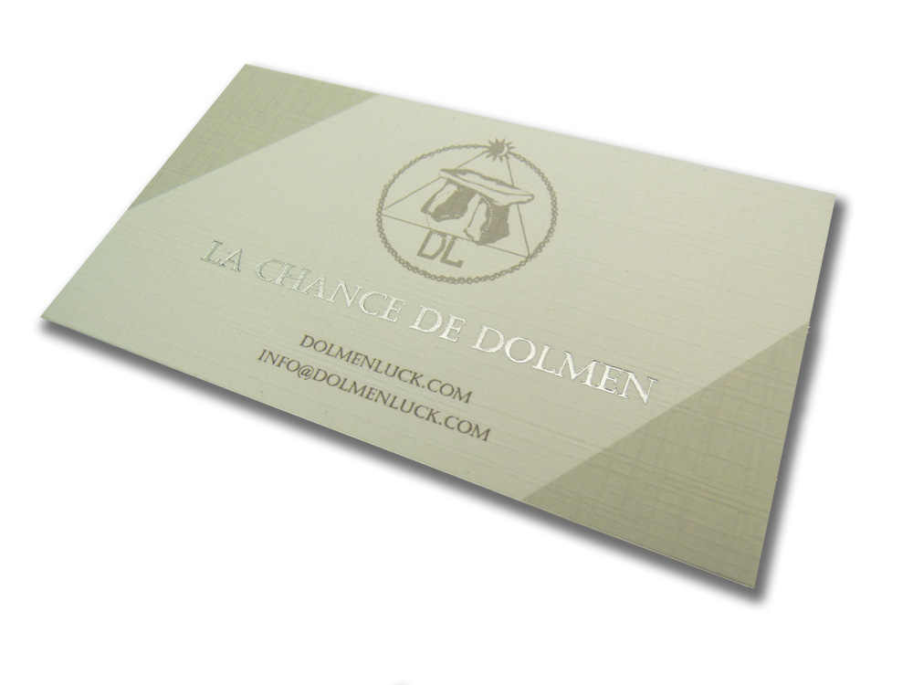 Ottawa linen business cards reheart