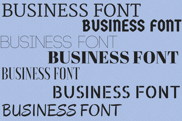 How to Choose the Best Font for Your Brand