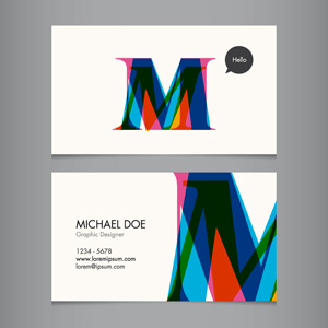 Types of business cards that create an impression what type of business card creates an impression reheart Images